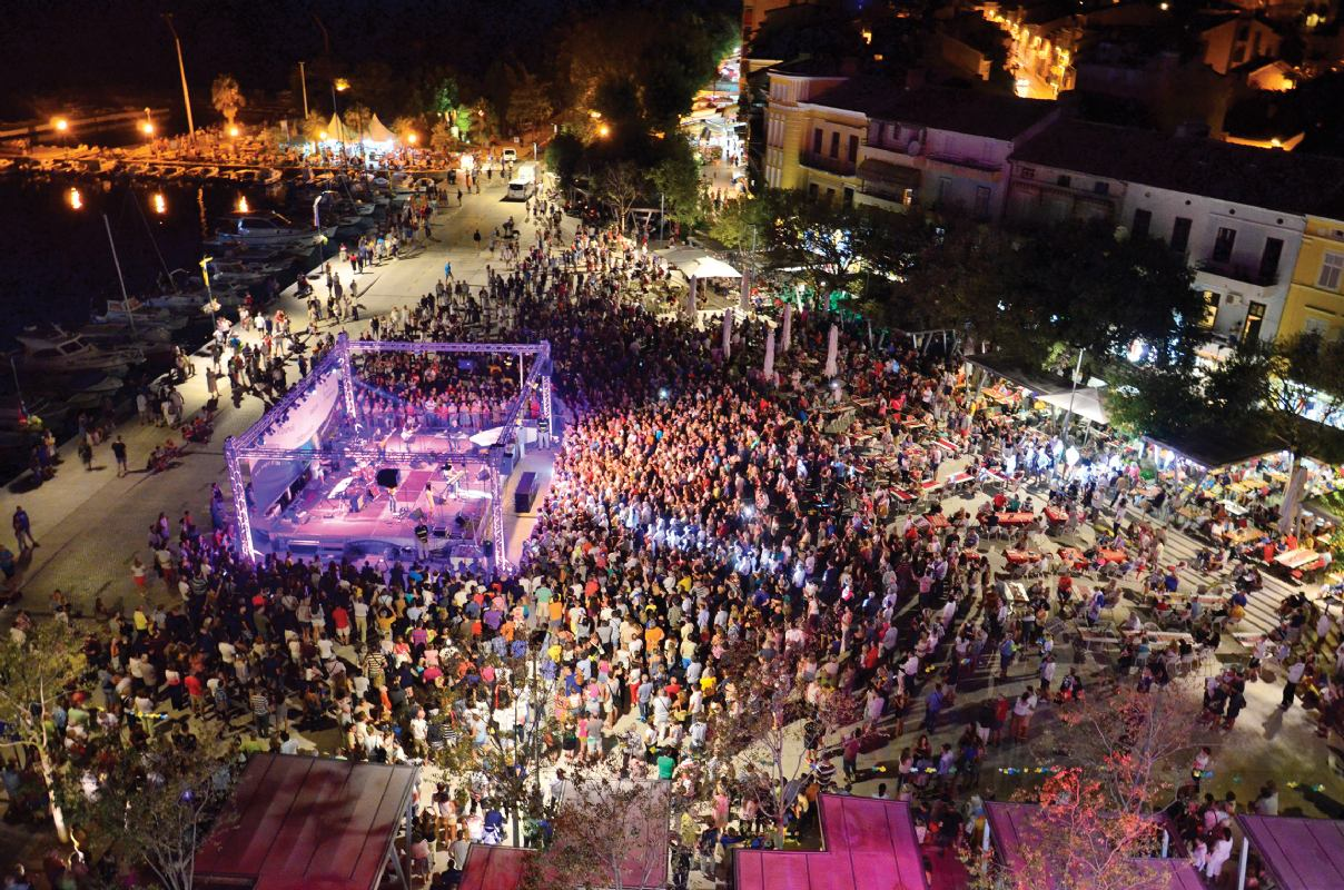 Events in the city of Crikvenica
