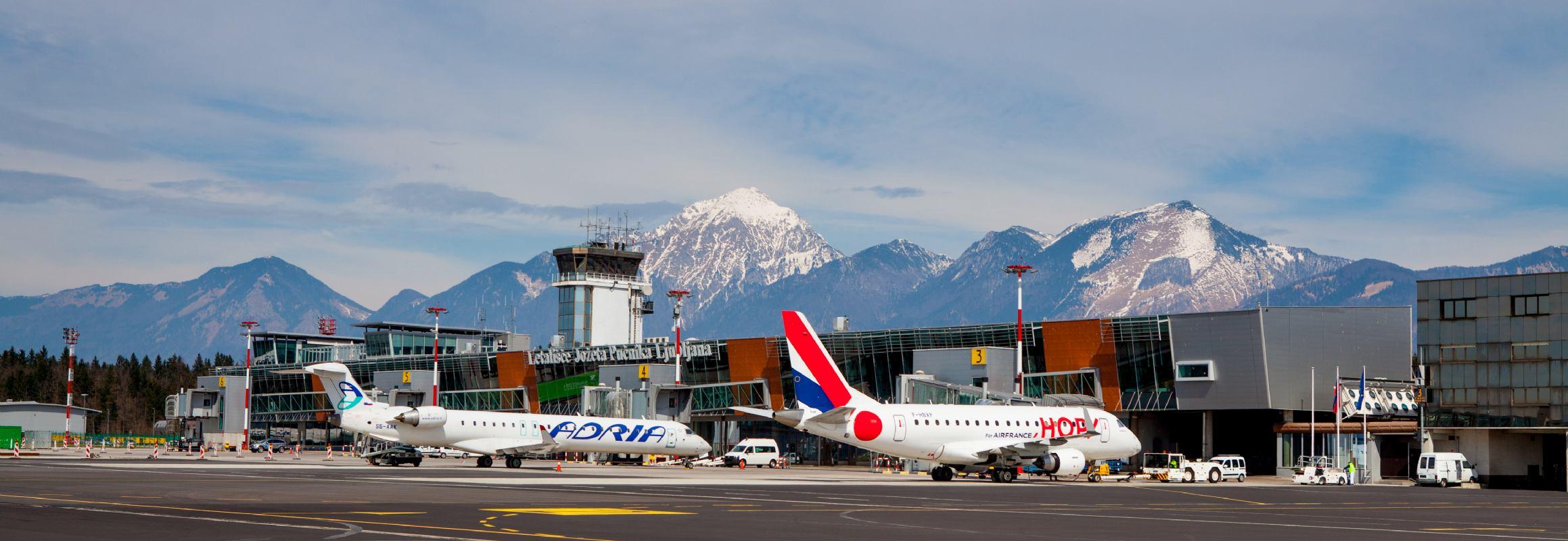 Prijevoz iz zračne luke Ljubljana