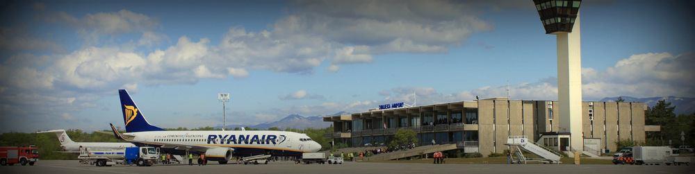 Prijevoz iz zračne luke Rijeka